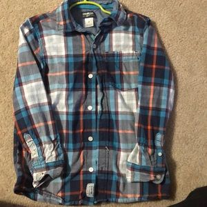 Boys OshKosh buttoned down shirt